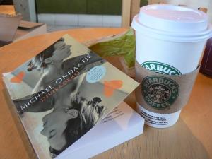 Nachtrag --- Buch und Kaffee für CN